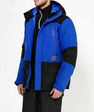 Распродажа! Зимняя пуховая куртка Rip Curl с мембраной 10К. Киев. фото 1