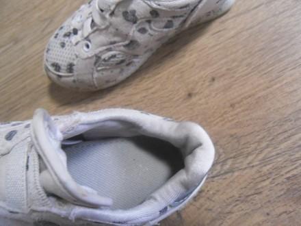 Кроссовочки Италия размер 25,стелька 16.3 см.На резинках,что очень удобно.Подойд. Воловец, Закарпатская область. фото 5
