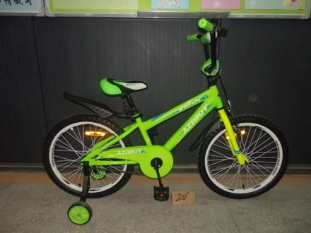 Детский велосипед STITCH А, Azimut, Crosser 12