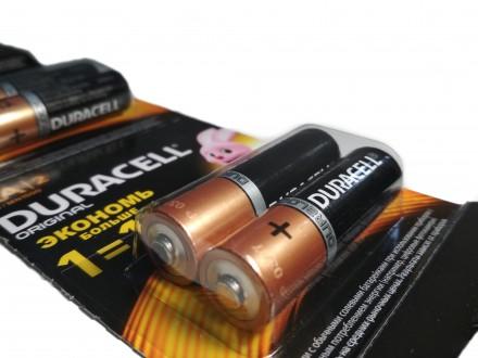 Батарейки LR 6 AA Duracell 1,5 V. Купянск. фото 1
