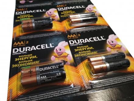 Батарейки LR 03 AAА Duracell 1,5 V. Купянск. фото 1