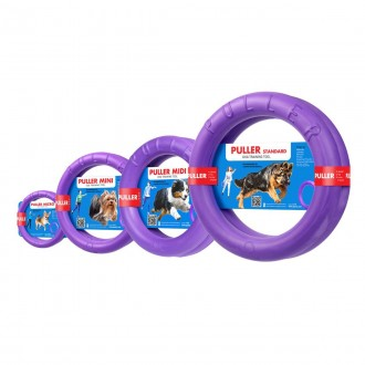 Іграшки для собак Puller Standard, Midi, Mini оптом від 10 штук. Львів. фото 1