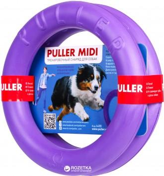 Активна іграшка для собак. Хіт продаж. Puller Standart - діаметр 28 см. Львів. фото 1