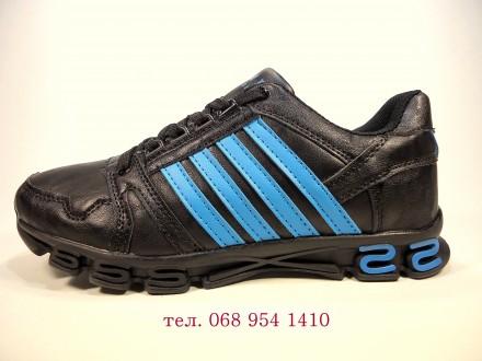 Кроссовки женские, черные, для бега и спорта. Размер 36-41.. Хмельницкий. фото 1
