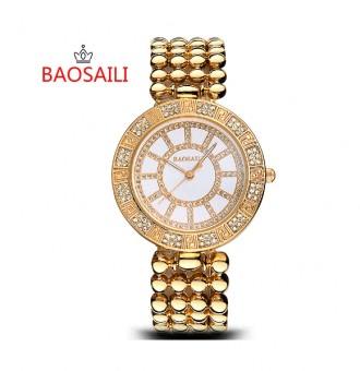 Женские часы Baosaili Luxury (Gold). Черкассы. фото 1