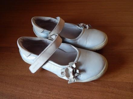 Туфли Антилопа 32 размер, балетки. Чернигов. фото 1