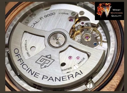 PANERAI - PAM 382 Luminor Submersible 1950 3 Days BRONZO Automatic - 47mm.