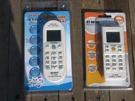 Продам универсальный пульт для кондиционера. Киев. фото 1