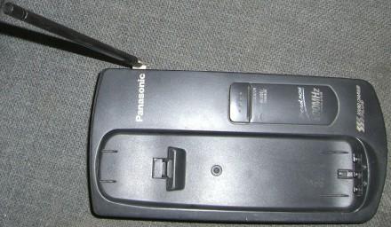 Радиотелефон Panasonic KX-TC1410  900 мГц Б/У рабочий.. Киев. фото 1