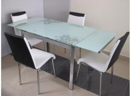 Продам стеклянный стол GD-017 (Signal). Львов. фото 1