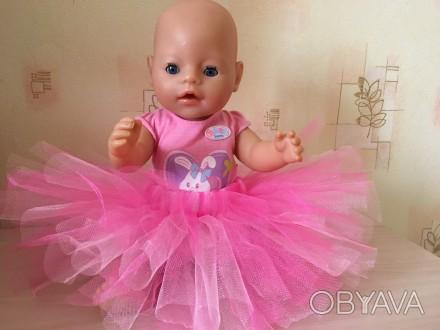 Фатиновая юбка для беби борн. Ваша куколка будет модной, нарядной и стильной, а . Киев, Киевская область. фото 1