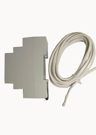 Терморегулятор DR 35-16 3кВт. Дергачі. фото 1