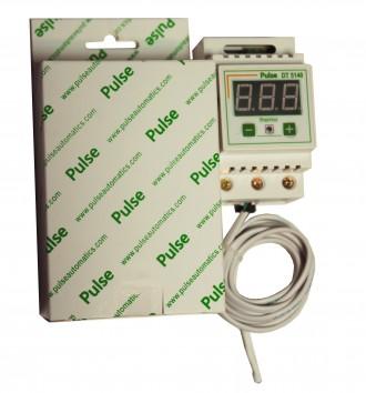Терморегулятор DT51-40 8 кВт. Дергачі. фото 1