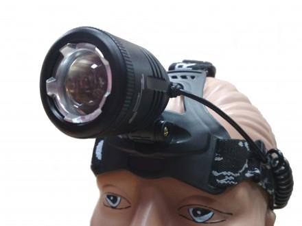 Предлагаем качественный и надёжный фонарь ТМ X-BALOG BL-2177-T6, фонарь имеет яр. Купянск, Харьковская область. фото 3