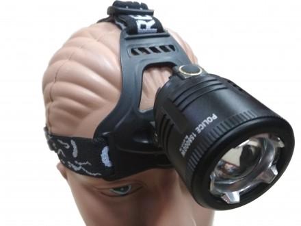 Предлагаем качественный и надёжный фонарь ТМ X-BALOG BL-2177-T6, фонарь имеет яр. Купянск, Харьковская область. фото 4