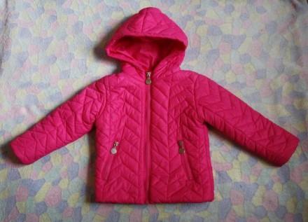 Демисезонная курточка для девочки. Полтава. фото 1