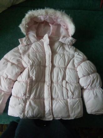 Куртка демисезон 5-6 лет. Полтава. фото 1