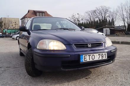 Хонда Цивік Honda Civic. Львов. фото 1