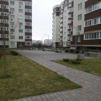 Предлагается 2-х комнатная квартира в новом жилом комплексе Золотая эра.  Ремонт. Поселок Котовского, Одесса, Одесская область. фото 2