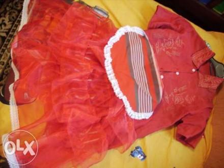 Красная шапочка 3-8 лет. Ковель. фото 1
