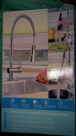 Смеситель для кухни bellaqua. Винница. фото 1