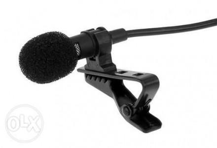 микрофон петличный (для фотокамеры или  мобильного).... Чернигов. фото 1