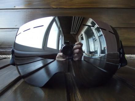Цвет серый, зеркальная.  Новые   Безрамочные, имеют очень большой угол обзор. Херсон, Херсонская область. фото 9