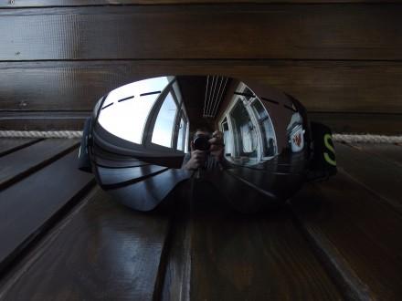 Маска, Очки лыжные. Херсон. фото 1