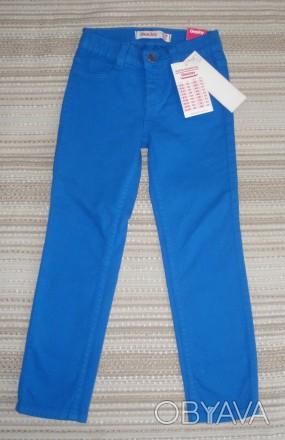 Джинсы - леггинсы Gee Jay (Gloria Jeans) стрейч на рост 110 см, возраст 4-5 лет.. Сумы, Сумская область. фото 1