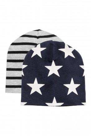 Набор деми шапочек H&M размер 53-56 на 9-15 лет. Сумы. фото 1