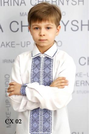 Украинский производитель. Рубашки выполнены в традиционном украинском стиле  из . Винница de9570326cc86