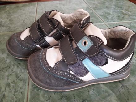 Туфли кроссовки кожа. Миргород. фото 1