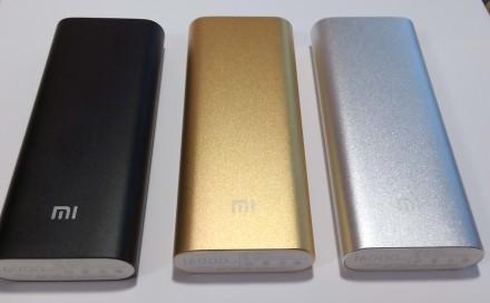 Заявленная емкость 16000 mah, фактическая - около 5500 mah  Xiaomi Power Bank . Винница, Винницкая область. фото 2