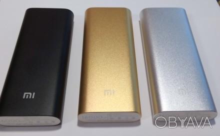 Заявленная емкость 16000 mah, фактическая - около 5500 mah  Xiaomi Power Bank . Винница, Винницкая область. фото 1