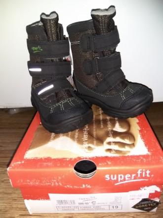 Ботиночки Superfit р. 19 (12,5см). Харьков. фото 1
