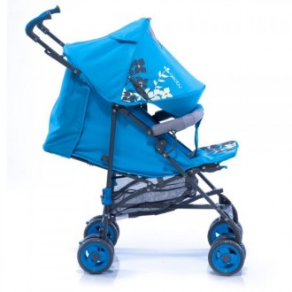Прогулочная коляска-трость Geoby с капюшоном батискаф. Чернигов. фото 1