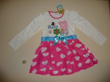 Платье для девочки Peppa. Одеса. фото 1