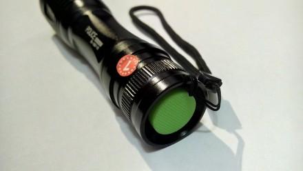 Модель BL-1837-T6 – один из самых мощных фонарей фирмы Poolice. Фонарик BL-1837. Винница, Винницкая область. фото 8