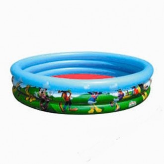 Яркий и красочный большого размера бассейн понравится вам и вашим деткам во врем. Харьков, Харьковская область. фото 3