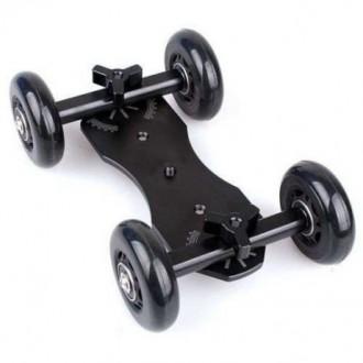 Видео скейтер тележка Dolly Skater. Чернигов. фото 1