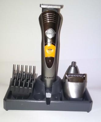 Машинка для стрижки, бритва, тример Kemei МР-580 7in1. Винница. фото 1