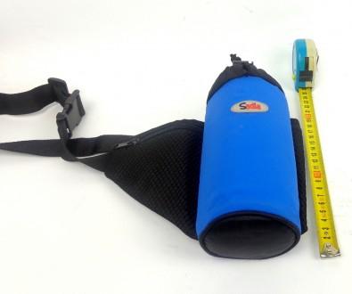 027 флягоноситель,  бутылкодержатель,  сумка для бутылки  Поясная сумка для бу. Херсон, Херсонская область. фото 5