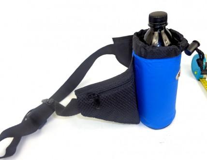 027 флягоноситель,  бутылкодержатель,  сумка для бутылки  Поясная сумка для бу. Херсон, Херсонская область. фото 6