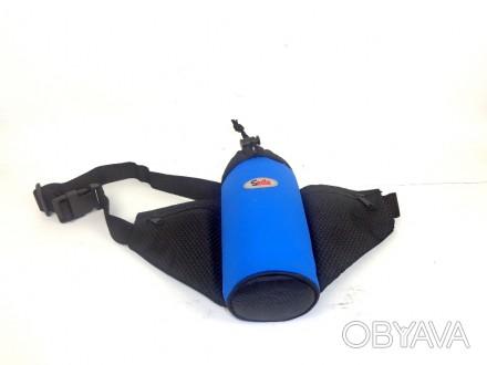 027 флягоноситель,  бутылкодержатель,  сумка для бутылки  Поясная сумка для бу. Херсон, Херсонская область. фото 1