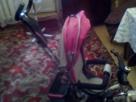 Продам детский велосипед. Кривой Рог. фото 1