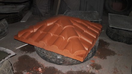 Продам колпак бетонный 450х450мм. Киево-Святошинский. фото 1
