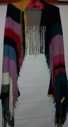 Оригинальный шарф с модной расцветкой.. Киев. фото 1