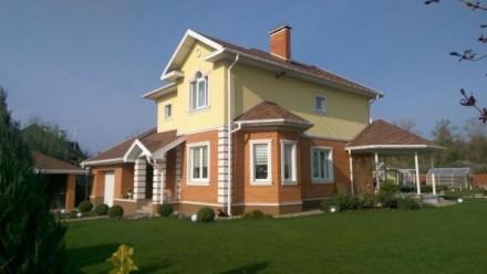 дом, 200 кв.м. Васильков. фото 1