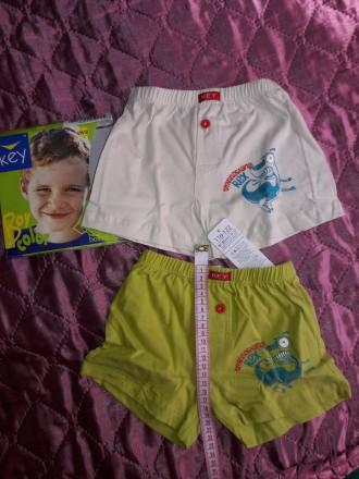 Детские шорты для мальчиков  BXC 860 A4 Key Польша.. Харьков. фото 1