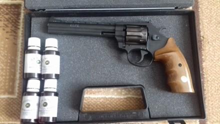 Револьвер под патрон Флобера Alfa 461. Кропивницкий. фото 1